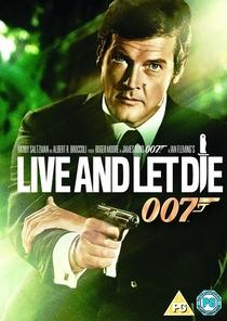 Com 007 Viva e Deixe Morrer - Poster / Capa / Cartaz - Oficial 7