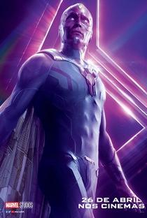 Vingadores: Guerra Infinita - Poster / Capa / Cartaz - Oficial 27