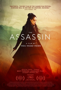 A Assassina - Poster / Capa / Cartaz - Oficial 2