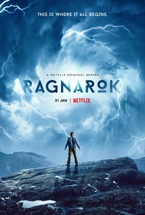 Ragnarok (1ª Temporada) - Poster / Capa / Cartaz - Oficial 2