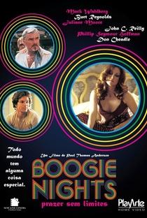 Boogie Nights: Prazer Sem Limites - Poster / Capa / Cartaz - Oficial 11