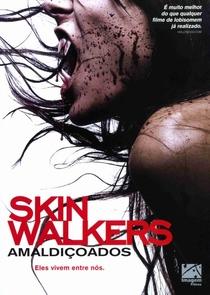 Skinwalkers - Amaldiçoados - Poster / Capa / Cartaz - Oficial 1