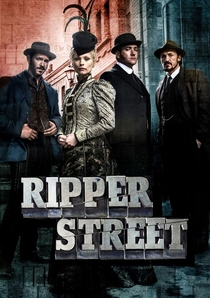 Ripper Street (4º Temporada) - Poster / Capa / Cartaz - Oficial 2