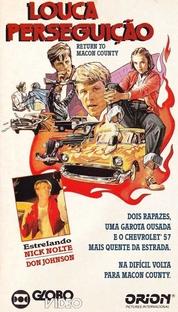 Louca Perseguição - Poster / Capa / Cartaz - Oficial 2
