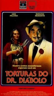 As Torturas do Dr. Diábolo - Poster / Capa / Cartaz - Oficial 3