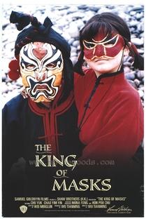 O Rei das Máscaras - Poster / Capa / Cartaz - Oficial 1