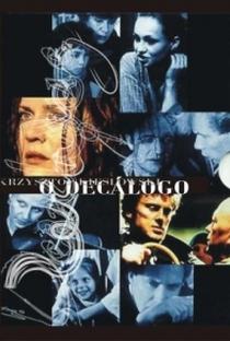 O Decálogo - Poster / Capa / Cartaz - Oficial 3