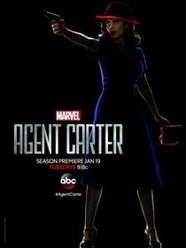 Agente Carter (2ª Temporada) - Poster / Capa / Cartaz - Oficial 2