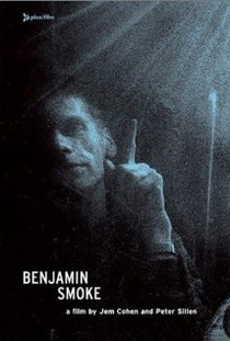 Benjamin Smoke - Poster / Capa / Cartaz - Oficial 1