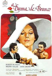 A Dama de Branco - Poster / Capa / Cartaz - Oficial 1