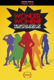 Wonder Women! The Untold Story of American Superheroines - Poster / Capa / Cartaz - Oficial 1