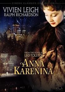 Anna Karenina - Poster / Capa / Cartaz - Oficial 8