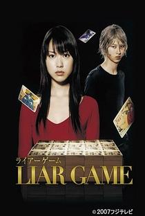 Liar Game (1ª Temporada) - Poster / Capa / Cartaz - Oficial 2