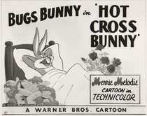 Hot Cross Bunny - Poster / Capa / Cartaz - Oficial 1