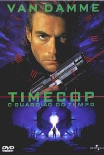 Timecop: O Guardião do Tempo - Poster / Capa / Cartaz - Oficial 4