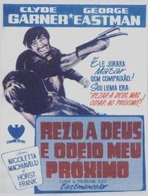 A Lei do Ódio e da Vingança - Poster / Capa / Cartaz - Oficial 3