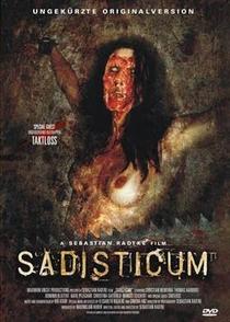 Sadisticum - Poster / Capa / Cartaz - Oficial 1