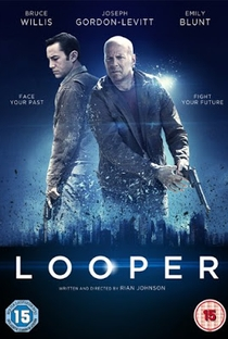 Looper - Assassinos do Futuro - Poster / Capa / Cartaz - Oficial 14