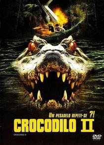 Crocodilo 2 - Poster / Capa / Cartaz - Oficial 1