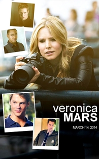 Veronica Mars - O Filme - Poster / Capa / Cartaz - Oficial 3