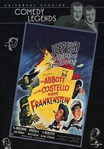 Abbott e Costello as Voltas com Fantasmas - Poster / Capa / Cartaz - Oficial 3