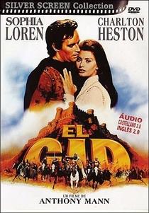 El Cid - Poster / Capa / Cartaz - Oficial 8