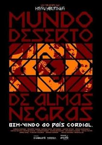Mundo Deserto de Almas Negras - Poster / Capa / Cartaz - Oficial 1