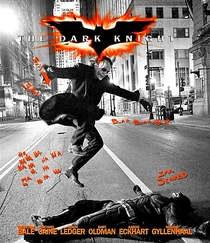 Batman: O Cavaleiro das Trevas - Poster / Capa / Cartaz - Oficial 27
