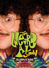The Weird Al Show (1ª Temporada) - Poster / Capa / Cartaz - Oficial 1