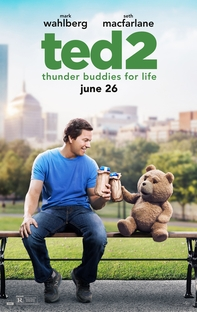 Ted 2 - Poster / Capa / Cartaz - Oficial 1