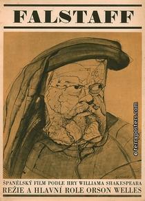 Falstaff - O Toque da Meia Noite - Poster / Capa / Cartaz - Oficial 2