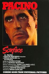 Scarface - Poster / Capa / Cartaz - Oficial 11