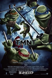As Tartarugas Ninja - O Retorno - Poster / Capa / Cartaz - Oficial 1