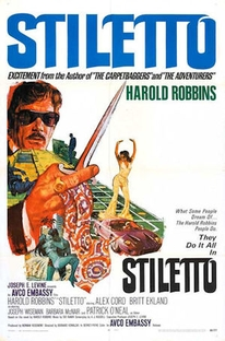 Stiletto - Poster / Capa / Cartaz - Oficial 1