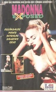 Madonna exposed - Poster / Capa / Cartaz - Oficial 1