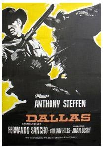 Os 10 Homens do Oeste - Poster / Capa / Cartaz - Oficial 1