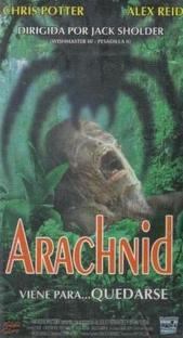 Arachnid - Poster / Capa / Cartaz - Oficial 3