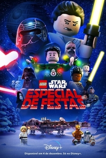 LEGO Star Wars: Especial de Festas - Poster / Capa / Cartaz - Oficial 1