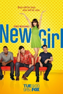 New Girl (1ª Temporada) - Poster / Capa / Cartaz - Oficial 1