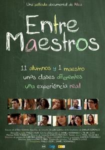 Entre Maestros - O filme - Poster / Capa / Cartaz - Oficial 1