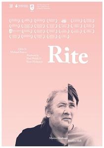 Rite - Poster / Capa / Cartaz - Oficial 1