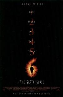 O Sexto Sentido - Poster / Capa / Cartaz - Oficial 1