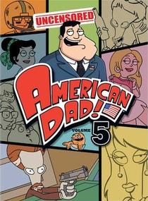 American Dad! (5ª Temporada) - Poster / Capa / Cartaz - Oficial 1