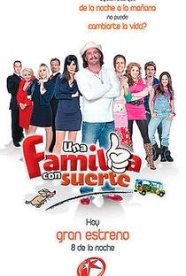 Una Familia Con Suerte - Poster / Capa / Cartaz - Oficial 1