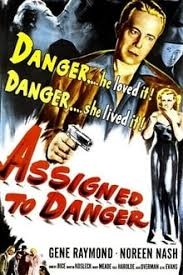 Assigned to Danger - Poster / Capa / Cartaz - Oficial 1