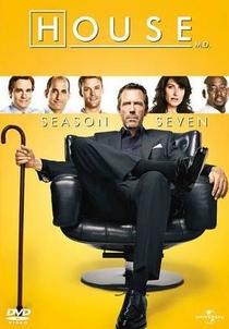 Dr. House (7ª Temporada) - Poster / Capa / Cartaz - Oficial 1