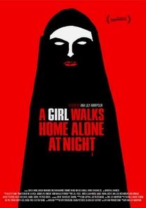 Garota Sombria Caminha Pela Noite - Poster / Capa / Cartaz - Oficial 9