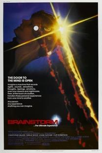 Projeto Brainstorm - Poster / Capa / Cartaz - Oficial 2