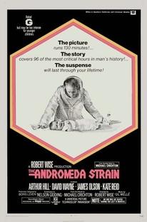 O Enigma de Andrômeda - Poster / Capa / Cartaz - Oficial 3