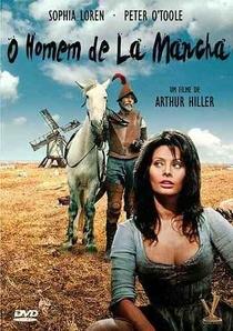O Homem de La Mancha - Poster / Capa / Cartaz - Oficial 3